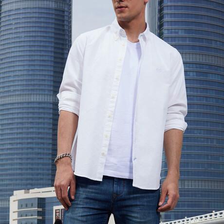 Ferron Shirt // White (S)