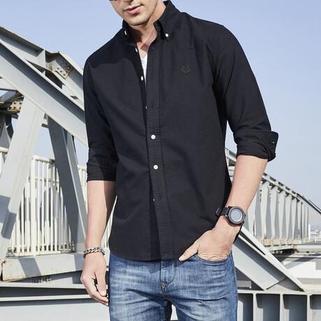 Ferron Shirt // Black (S)