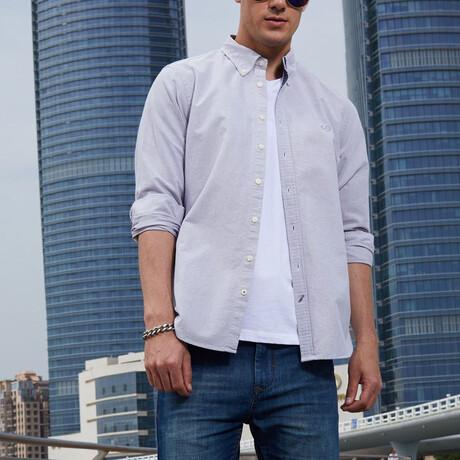 Ferron Shirt // Light Gray (S)