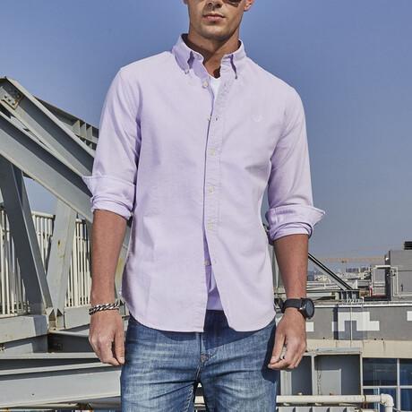 Ferron Shirt // Purple (S)