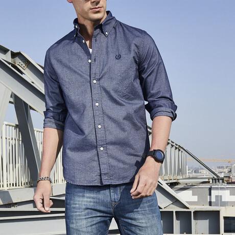 Ferron Shirt // Dark Gray (S)