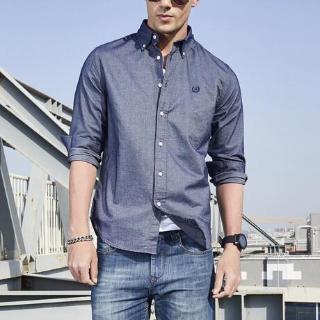 Ferron Shirt // Gray (S)