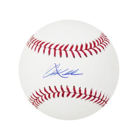 Corey Kluber // Signed Rawlings Official MLB Baseball