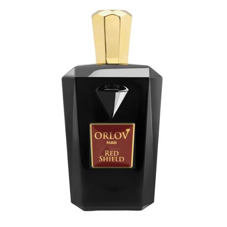Orlov Paris // Red Shield Parfum Refillable Spray // 2.5oz