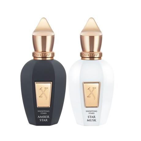 Xerjoff // Amber Star + Star Musk Unisex Eau de Parfum // 1.7oz