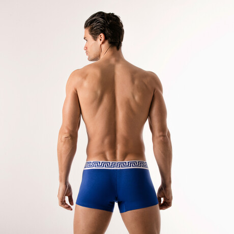 Rome Boxer // Blue (S)