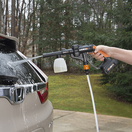WORX Auto/Boat Cleaning Kit For WORX Hydroshot