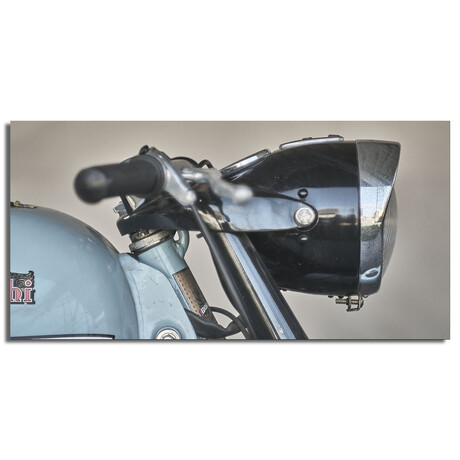 "Vintage Bike Light (48""W x 16""H x 0.5""D)"