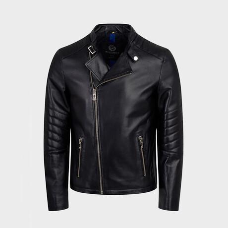 Colton Blouson Jacket // Black (XS)