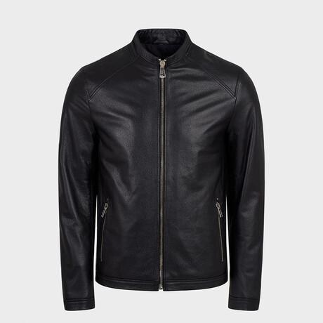 Daniel Blouson Jacket // Black (XS)