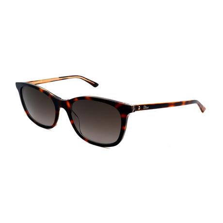 Dior // Unisex MONTAIGNE18S-G99 Square Sunglasses // Black