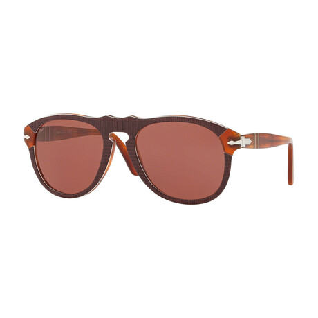 Men's Original 649 Polarized Sunglasses // Havana + Wine