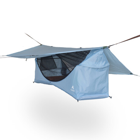 Haven Tent with Ultralight Pad (Sky Blue)