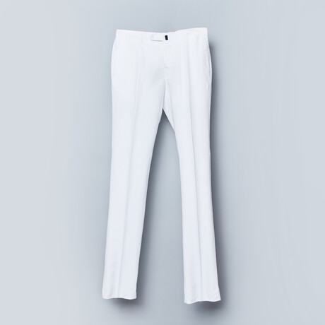Micky Pant // Optical White (30)