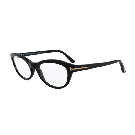 Women's Cateye Optical Frames // Black