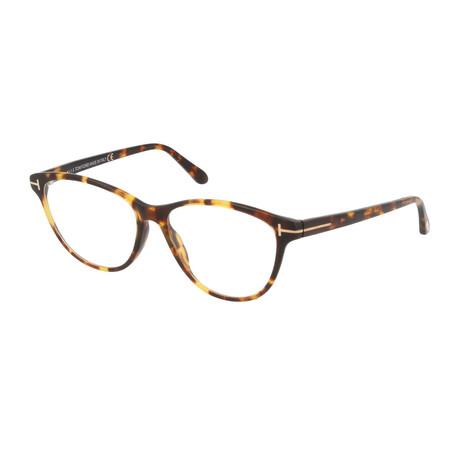 Women's Cateye Optical Frames // Havana