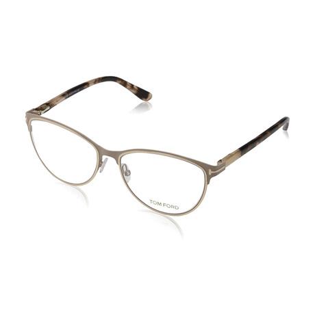 Women's Cateye Optical Frames // Matte Pink + Rose + Tortoise