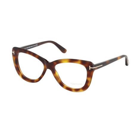 Women's Cateye Optical Frames // Tortoise