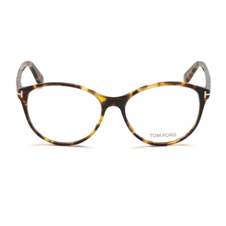 Women's Round Optical Frames // Tortoise