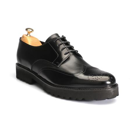 Andreason Dress Shoe // Black (Euro: 39)