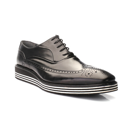 William Dress Shoe // Black (Euro: 39)