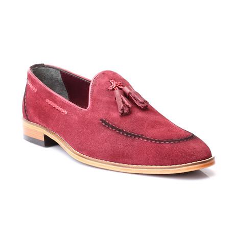 Pete XI Shoe // Bordeaux Suede (Euro: 39)