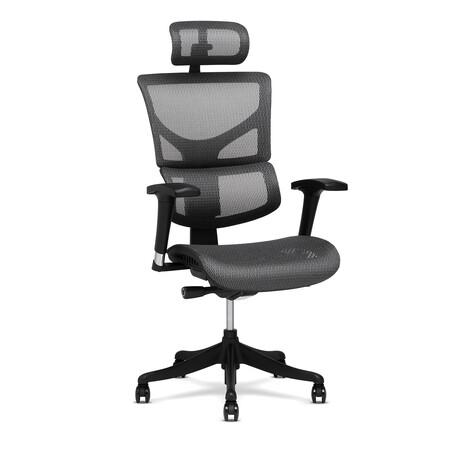 X1 Flex Mesh Task Chair + Headrest