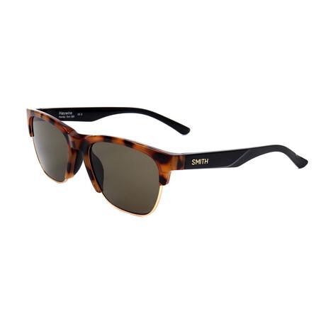 Unisex Haywire Sunglasses // Havana + Black