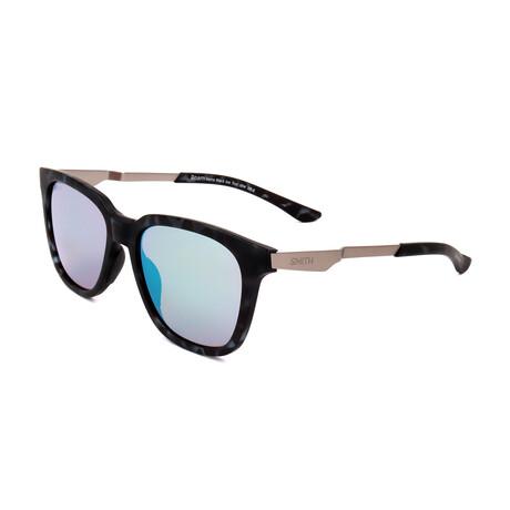 Unisex Roam Sunglasses // Blue + Havana