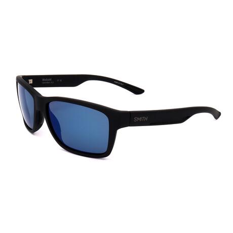 Unisex Wolcott Polarized Sunglasses V.II // Matte Black