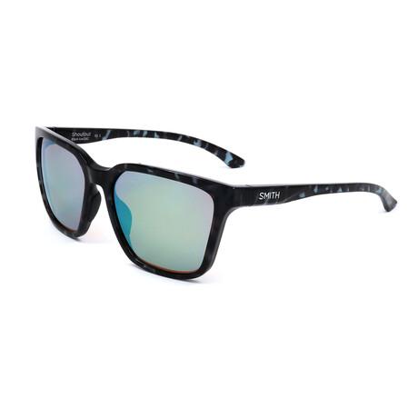 Unisex Shoutout Sunglasses // Black