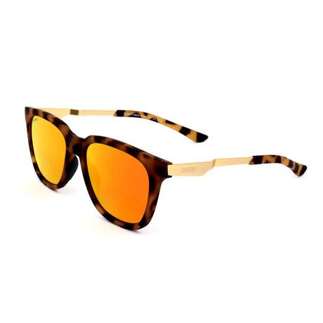 Unisex Roam Sunglasses // Matte Havana + Gold