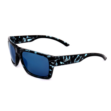 Men's Outlier Polarized Sunglasses // Blue