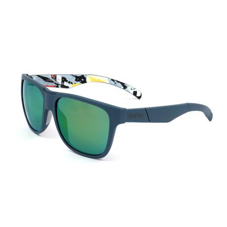 Smith // Men's Lowdown Polarized Sunglasses // Blue