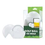 Golf Ball Ice Mold // Set Of 2