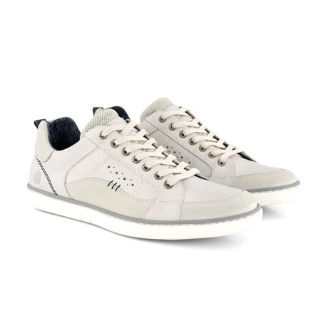 Strickland Sneaker // Off White (Men's Euro Size 40)