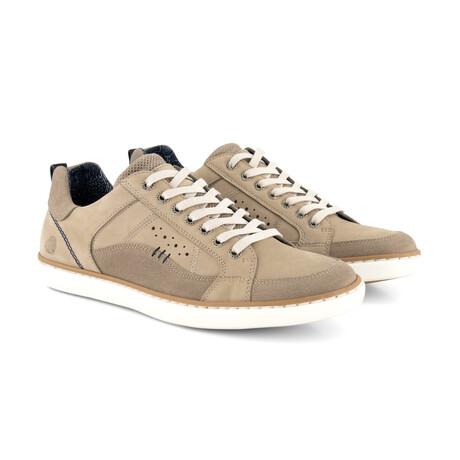 Strickland Sneaker // Sand (Men's Euro Size 40)