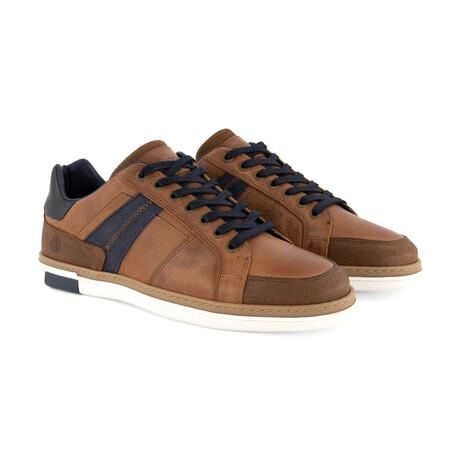 Trevail Sneaker // Cognac (Men's Euro Size 40)