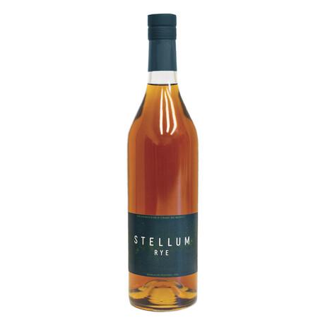 Straight Rye Whiskey // 750 ml