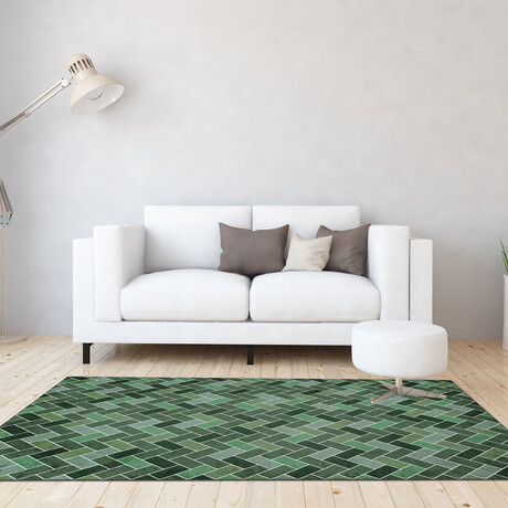 Back to Nature // Andre Floor Mat (2' x 3')