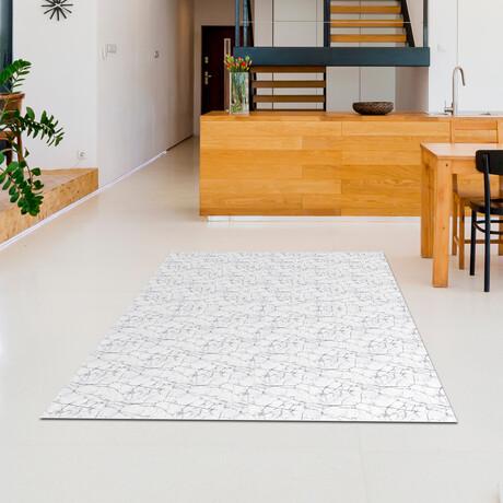 Raw Sanctuary // Daniel Floor Mat (2' x 3')