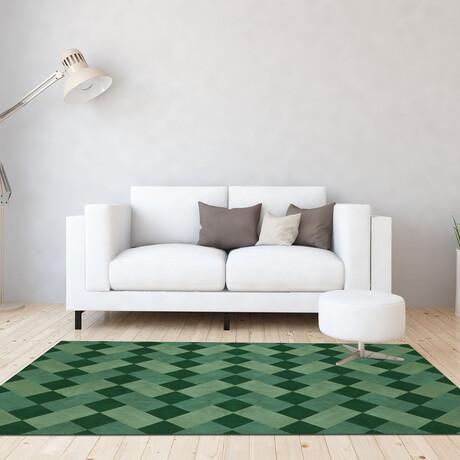 Back to Nature // Huet Floor Mat (2' x 3')