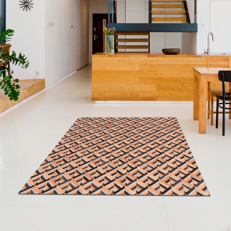 Raw Sanctuary // Paul Floor Mat (2' x 3')