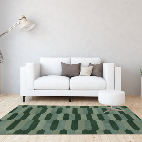 Back to Nature // Gilles Floor Mat (2' x 3')