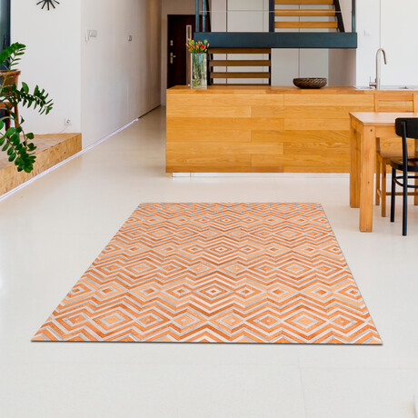 Raw Sanctuary // Honore Floor Mat (2' x 3')