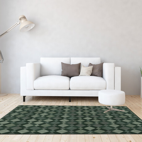 Back to Nature // Frederic Floor Mat (2' x 3')