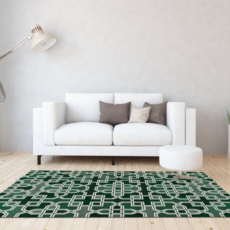 Back to Nature // Blanchet Floor Mat (2' x 3')