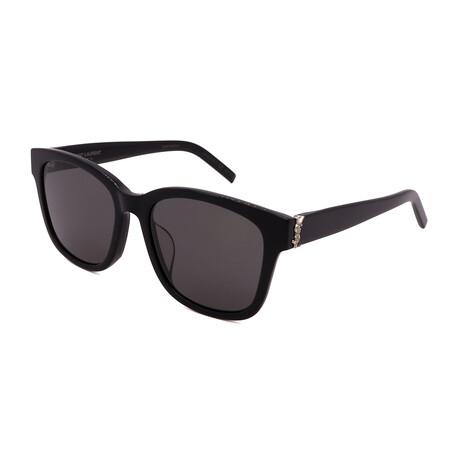 Yves Saint Laurent // Women's SLM68F-003 Sunglasses // Black