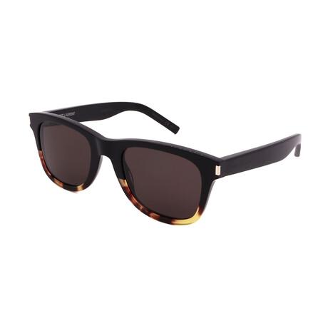 Yves Saint Laurent // Men's SL51-003 Sunglass // Black