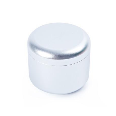 Stash Jar // Silver